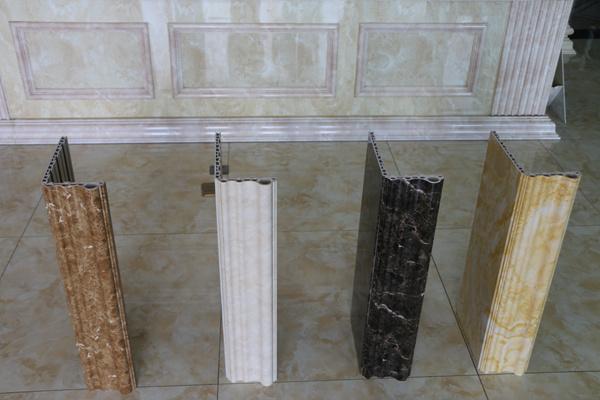青海室內生態石材墻板