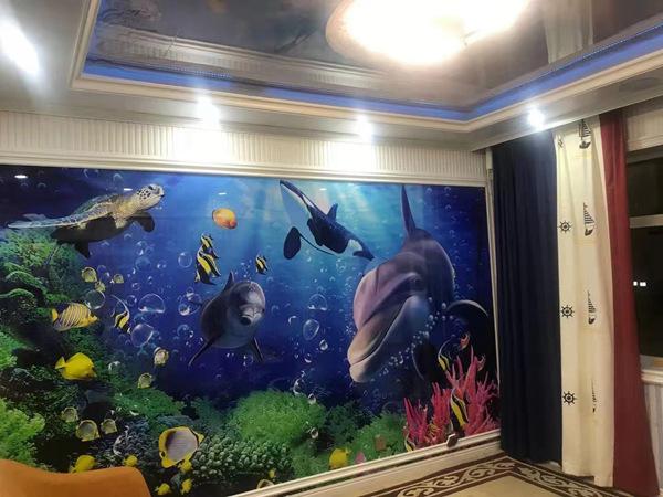 青海室內生態集成墻板